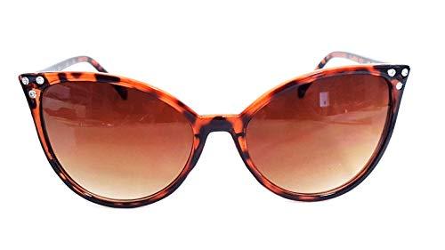 Gafas de sol LolКsom Cateye Strass años 50 Rockabilly gafas vintage Tortuga M