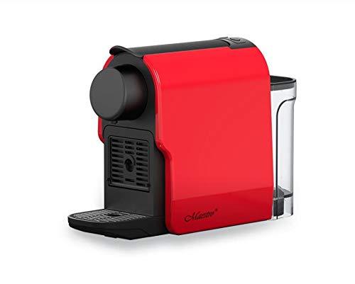 Coffee machine for capsules Maestro MR-415 Red