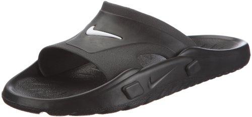 Nike Getasandal 810013.11 Herren Sandalen/Bade-Sandalen Schwarz/Schwarz/Weiß 38.5