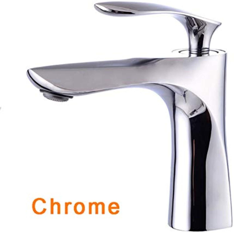 Lddpl Wasserhahn Neues Design Messing Chrom Schwarz Wei Golden Shite Einzigen Handgriff Waschbecken Wasserhahn Mischbatterie Waschbecken Wasserhahn