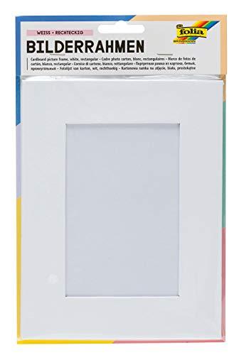 Vertrieb durch frankengmbh Folia 2333 - Cornice in Cartone per Foto da 10 x 15 cm, Dimensioni: 166 x 216 mm