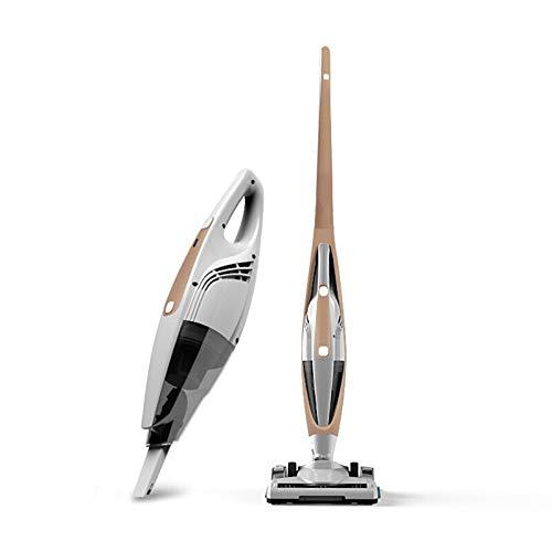 LIU WU FENG Aspiradora húmeda y Seca, máquina de Limpieza inalámbrica de Mano portátil para Uso doméstico, aspiradora de Cuatro en uno, Vertical