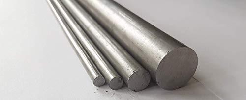 Rundstahl ∅ 4mm-65mm Blankstahl S235JR+C/ST37-2K h9 - L= 500-2000mm (∅ 5mm - 500mm)