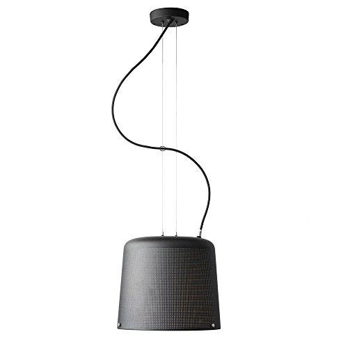 Vipp 526 hanglamp, zwart