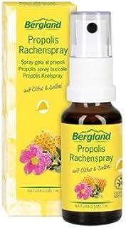 PROPOLIS RACHENSPRAY 3x20 ml Spray Perfekter Rachenschutz gegen Viren und Bakterien, mit Cistus  Salbei, ohne Alkohol