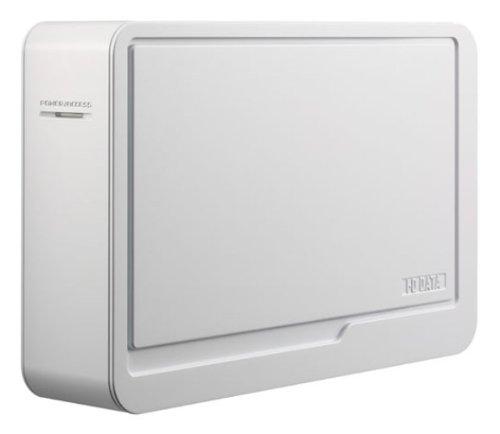 I-O DATA [限定生産] [東芝レグザ対応] USB 2.0接続 外付ハードディスク 2.0TB HDC-EU2.0N [フラストレーションフリーパッケージ (FFP)]