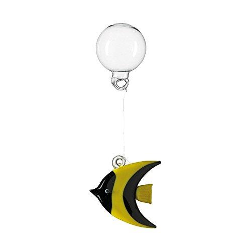 Fisch 4,5 schwarz/gelb MARE
