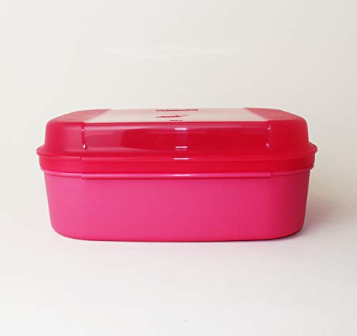 TUPPERWARE Naschkätzchen 1,7L rosa Bellevue Dose Vorrat Apollo Royal