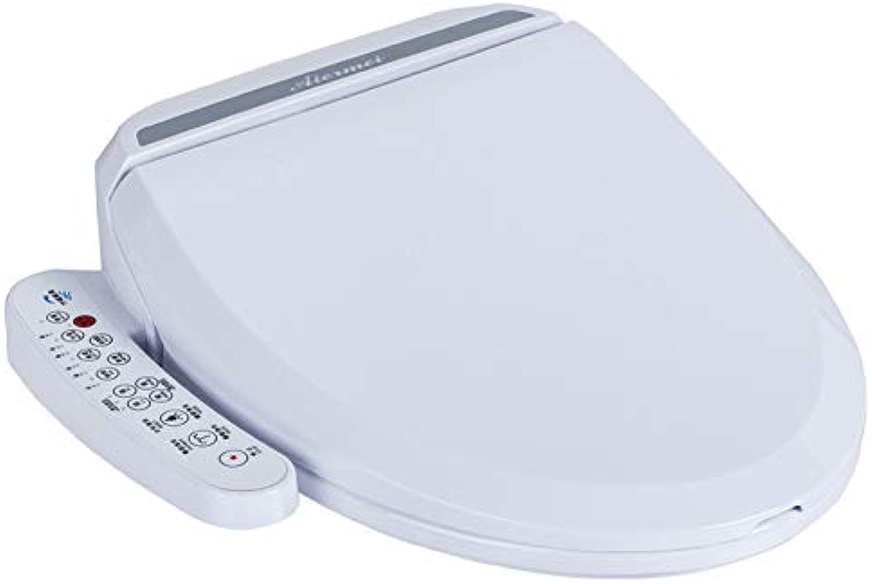 GZF Elektrischer intelligenter Toilettensitz, intelligenter Toilettensitz, multifunktionale antibakterielle Desodorierung Intelligente Toilettenabdeckung