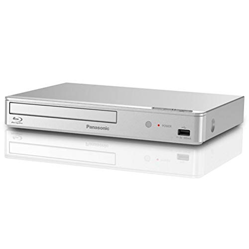 Panasonic Blu-ray Player mit HDMI, USB, 12 Volt &230 Volt für Wohnmobil, Camping