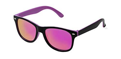 Kiddus POLARISIERTE Sonnenbrille für Jungen und Mädchen. UV400 100% Schutz gegen ultraviolette Sonnenstrahlen. Ab 6 Jahren. Schlagfest, sicher, leicht und komfortabel
