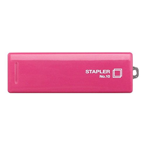Midori CL Compact Stapler III Pink (35057006)