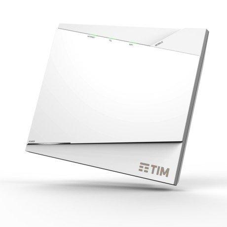 SMART MODEM ROUTER WI-FI ADSL E FIBRA FINO A 100 MEGA TIM TELECOM COMBO