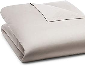 Hudson Park Collection 825 Thread Count Supima Cotton King Flat Sheet Ivory