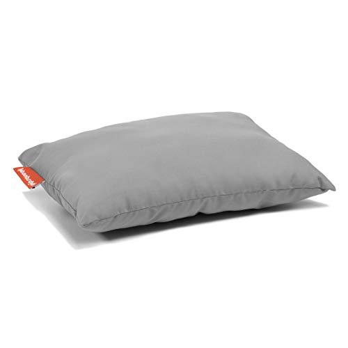 Urban Infant Pipsqueak Small | Tiny | Mini Pillow with Name Tag - 11' x 7' x 2.5' - Machine Washable - Gray