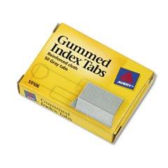 OFFer 6 Pack Value Shipping included Bundle AVE59106 Gummed Index 16 Tabs Gra 13 1 x