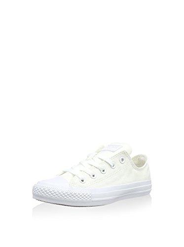Converse Chuck Taylor All Star, Unisex - Erwachsene Sneaker, Weiß (Monocrom), 40 EU