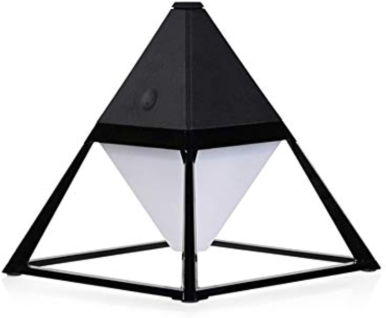 LED Nachtlicht Baby LED Pilz Nachtlampe Nachtlicht LED Nachttischlampe Holzmaserung Tastsensor verstellbar USB aufladbare Licht für Kinderzimmer Schlafzimmer Bett Augenschutzleselampe wasserdicht