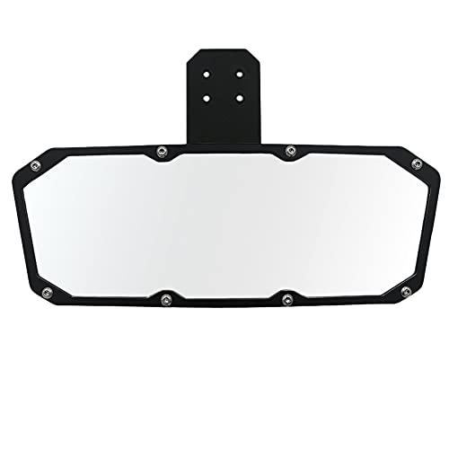Laimiko Specchio Marino, Specchietto retrovisore per Barche per Barche da Sci Pontoon Boat Watersport Watercraft Specchio per Surf Specchio panoramico