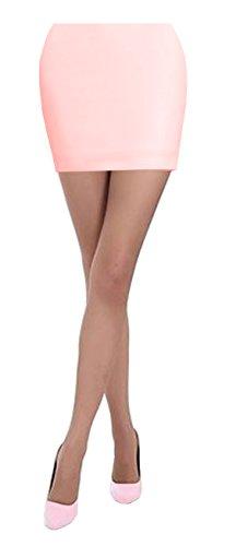 Gatta Laura 10 den Klassische Strumpfhose für Frühling (XL, Beige)