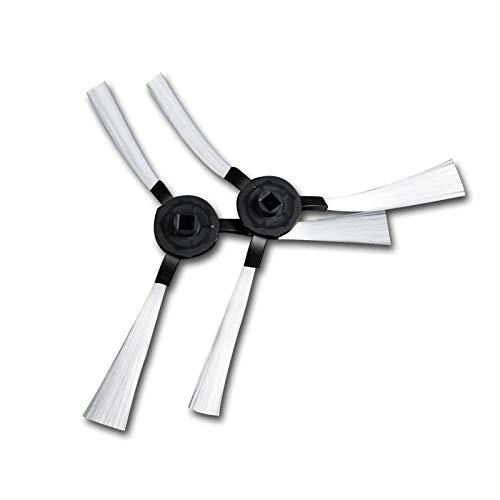 Pinceles Aspiradores 2 Piezas/Lote Piezas de aspiradora robótica Piezas Laterales Compatible con Redmon RV-R300 RV R300 COAYU Robot Accesorios DE CAFILIZADOR Accesorios para Aspiradora