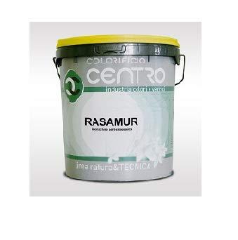 RASAMUR Intonachino Acril-Silossanico - Colorificio Centro - Lt.5
