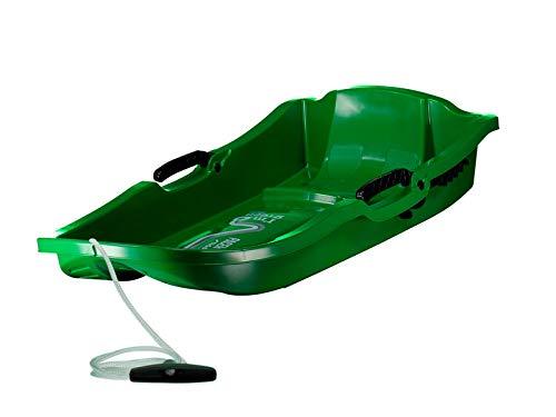 STIGA Trineo Pacer Bio con Freno Verde