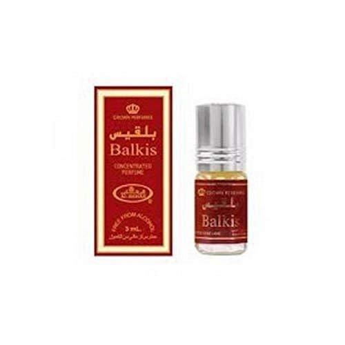 Business Square Musc Parfum Al Rehab Balkis 3ml 100% Huile