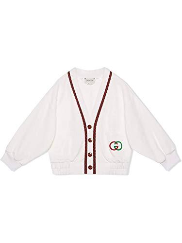 Luxury Fashion | Gucci Meisjes 596256XJBL19061 Wit Polyester Vesten | Lente-zomer 20