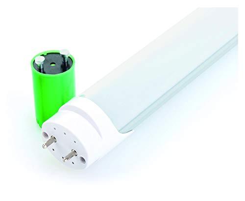6er Set Showlite LED Röhre 120cm (1200mm Leuchtstoffröhre, T8 G13, 1750 Lumen, 4500 Kelvin, Tageslichtweiß, Leistung: 18W)