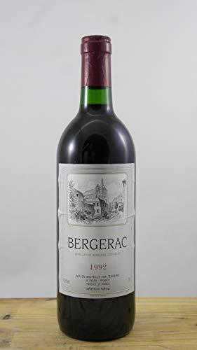 Vino Cosecha 1992 Bergerac Terroirs Sélection Anhyp Botella
