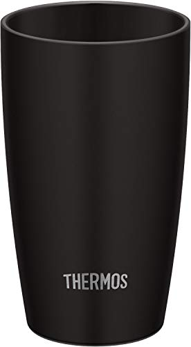サーモス 真空断熱タンブラー JDM-340-BK [ブラック]