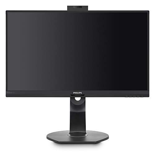 Philips 272B7QUBHEB/00 - Monitor QHD, HDMI, Displayport, RJ45, Daisy Chain, Hub USB, 2560 x 1440, 75 Hz, 5 ms, colore: Nero