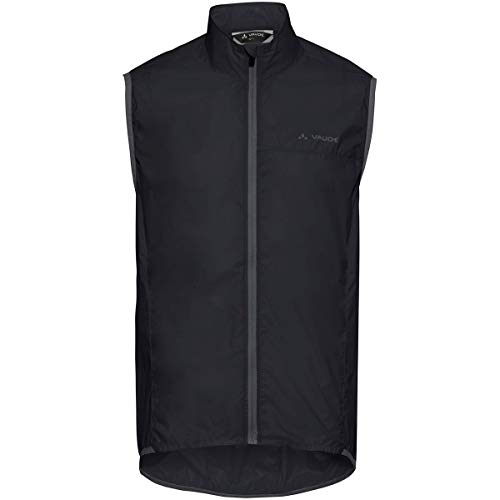 Vaude Herren Weste Men's Air Vest III, Black Uni, XXL, 40812