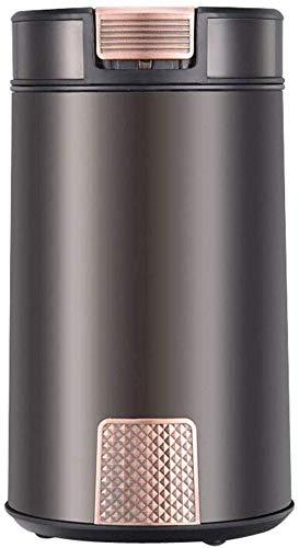 CHNFF Electric Koffiemolen, draagbaar en compact, ook voor specerijen, peper, kruiden, noten, zaden, granen