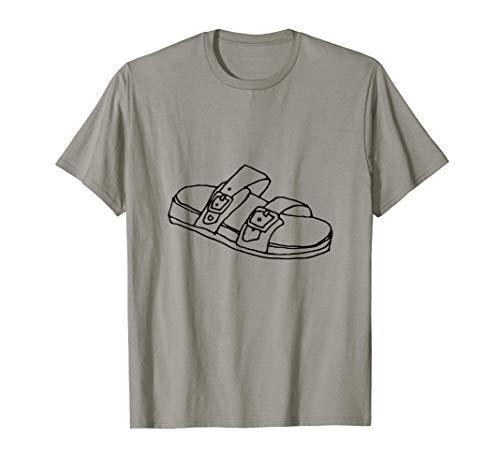 Jesuslatschen T-Shirt