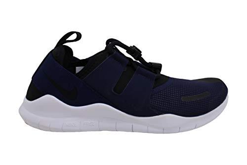 Nike Women's Free RN CMTR 2018 Shoes Blue Black Size 8.5 US