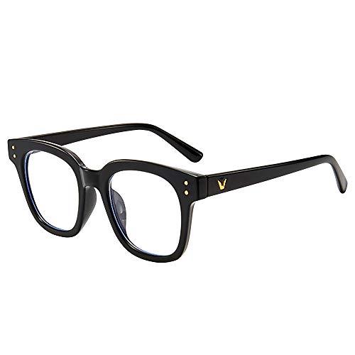 Gafas de Bloqueo de Luz Azul, Gafas para Gamers y Personas Que Usan La Computadora y Celular Anti…