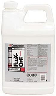 Chemtronics Flux Remover, Flux-Off Aqueous, One Gallon