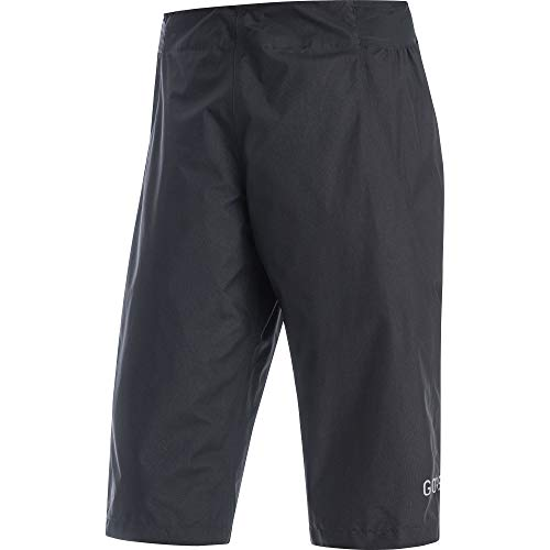 GORE WEAR Herren C5 Gore-tex Paclite Trail Shorts, Black, L