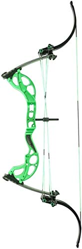 8005 Muzzy Bowfishing LV-X Kit Powered by Oneida, Includes XD Pro Push-Button Reel, Integrated Reel Seat, Pre-spooled Test Line, Mantis II Arrow Rest, White Fish Arrow with Carp Point & Nock Installed
