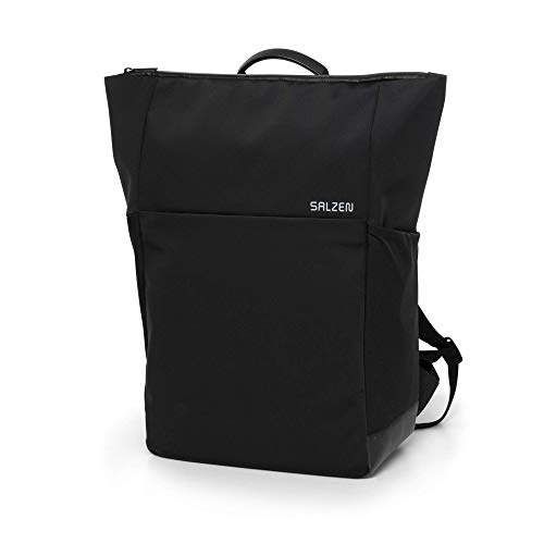 SALZEN VERTIPLORER - Plain Backpack, Businessrucksack - Phantom Black