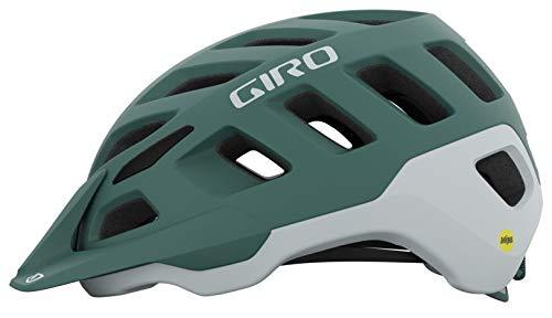Giro Radix MIPS All Mountain 2021 - Casco de bicicleta para mujer (talla M, 55-59 cm), color verde