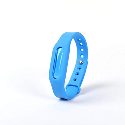 Bracelet étanche anti-moustiques pour enfants et enfants - En été, en plein air, étudiant, adulte