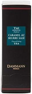DAMMANN FRERES - Oolong Caramel au Beurre Salé - 24 wrapped crystal envelopped tea bags