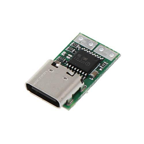 MIKI-Z Typ C USB-Schnellladetäuschungsdetektor Trigger Poll Mudule PD 5A 9V12V15V20V Automatischer Test