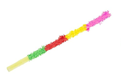 Pignatta Buster - Bastone colorato per colpire la Pentolaccia