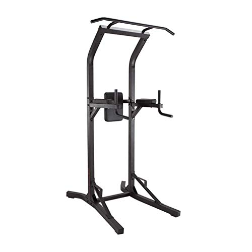 DFJU Dip Stands Home Horizontal Bar Parallel Bars Indoor Pull-ups Comprehensive Fitness Trainer Home Fitness Equipment Free-Weight Racks