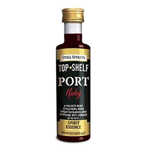 Top Shelf Ruby Port - 3 Pack