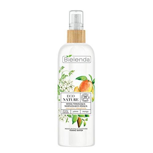Bielenda Eco Nature Kakadu Plum Jasmine Mango Moisturising and Soothing Tonic Water 200ml